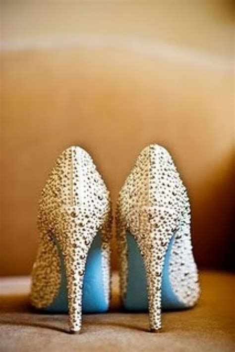 Wedding Shoes With Blue Soles by Christian Louboutin Christian Louboutin Wedding Shoes