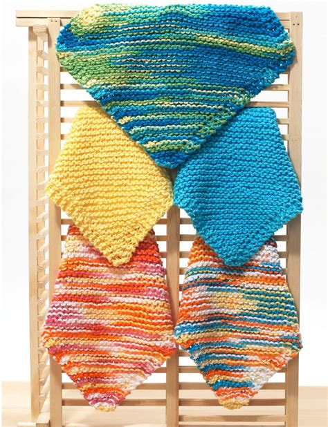 easy dishcloth knitting pattern easy dishcloth knitting pattern favecrafts