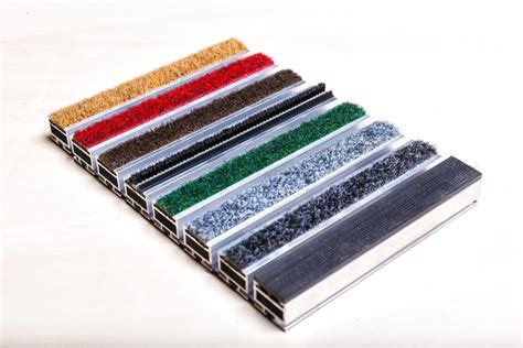 zerbino tecnico zerbino tecnico in alluminio mit25 mat in italy