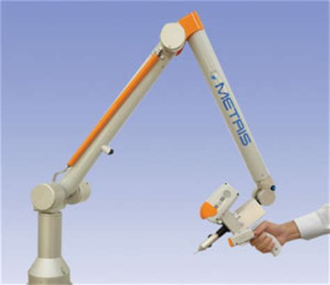 metris releases 7 axis articulated arm
