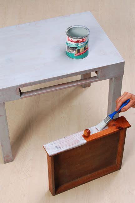 come verniciare un tavolo come verniciare un tavolo di legno in modo creativo