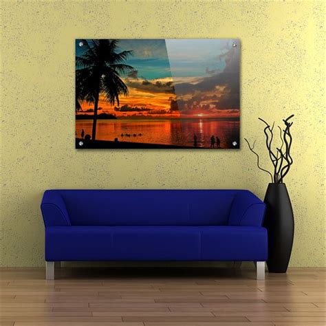 painting a mural on a wall with acrylic paint acrylic wall glossy lobby display contemporary corporate graphics interior decoration