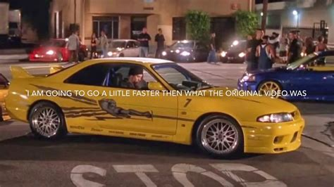 nissan skyline fast and furious 1 fast and furious 1 skyline pixshark com images