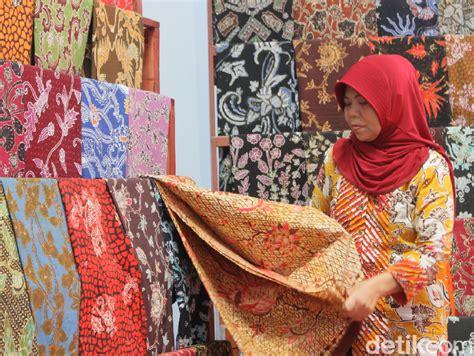 batik pace simbol kultur  sejarah pacitan