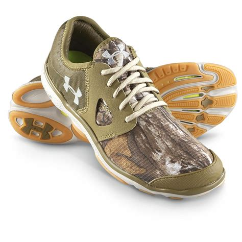 realtree shoes s armour toxic outdoor shoes realtree ap xtra