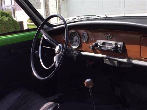 1968 volkswagen karmann ghia clean original 80000