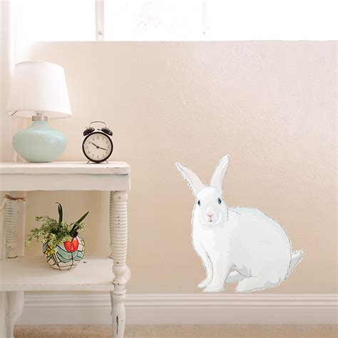 rabbit wall stickers bunny wall stickers children rabbit wall stickers koko