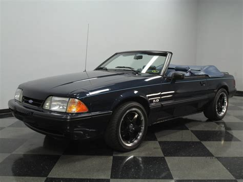 5 0 liter mustang ford mustang 5 0 liter v8 1988 convertible sold