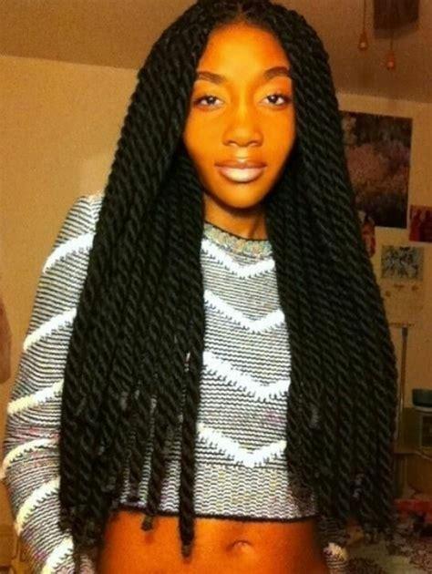 long twist braids pictures senegalese twists or poetic justice braids deep