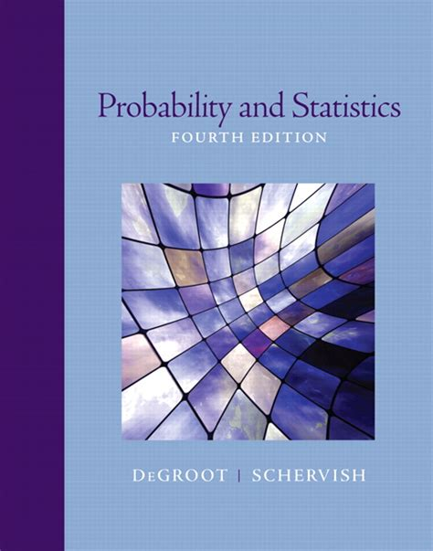 solution manual for probability and statistics 4 e 4th