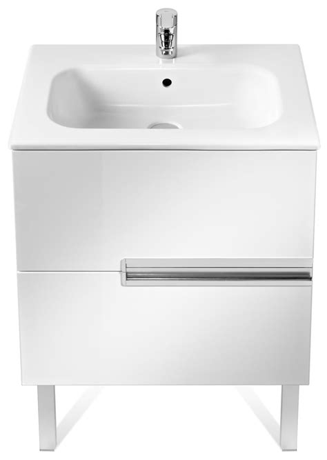 Roca Victoria N Unik Basin And Unit With 2 Drawers 700mm Roca Kitchen Sink