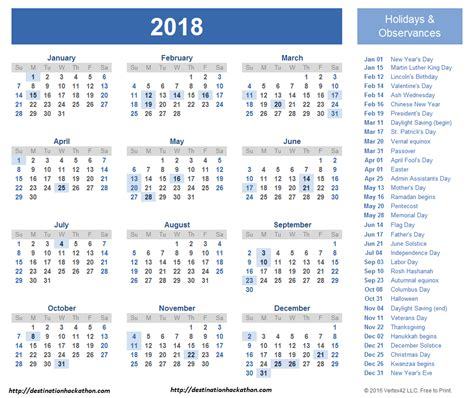 printable schedule calendar 2018 printable calendar 2018 templates printable calendar
