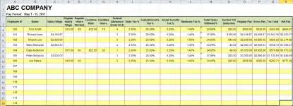 payroll excel template free excel templates for payroll sales commission