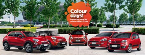 fiat days quot colour days quot descuentos en fiat alfa romeo y jeep para