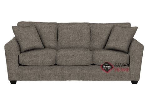 logan stone sofa 643 fabric sofa by stanton is fully customizable by you