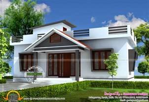Small Home Design by Small House In 903 Square Feet Kerala Home Design And