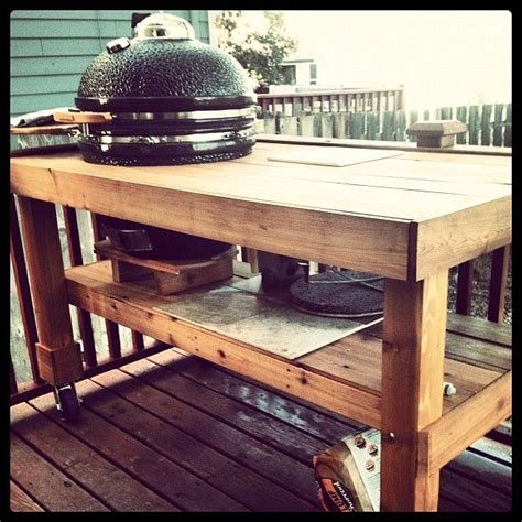 1000 images about kamado table on big green