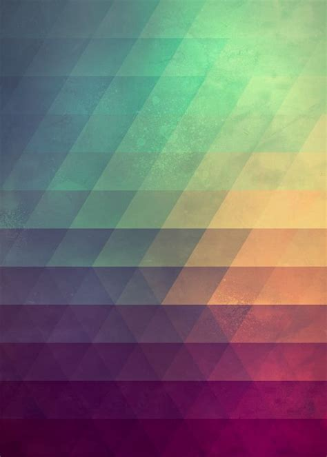color fade color bright fade gradient triangles abstract tessellation