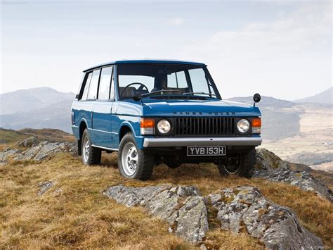 land rover old range rover classic wallpaper