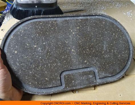 corian board custom corian cutting board production cncroi