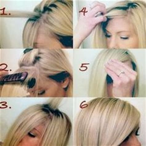 front poof cowlick hair bangs on pinterest style bangs bangs and styling