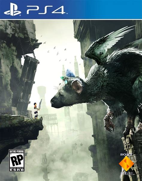 Bd Ps4 The Last Guardiaan the last guardian ps4 cover without logo idea by varimarthas5 on deviantart