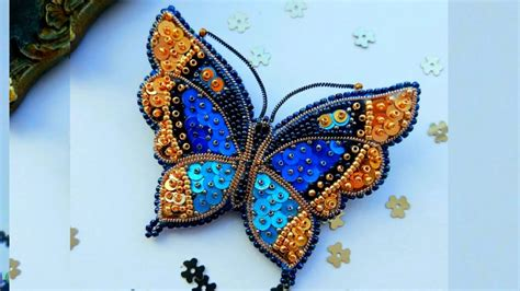 embroidery butterfly sequence embroidery butterfly butterfly