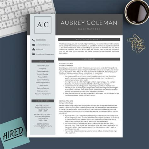 snhu 303 resume template 1000 images about professional resume templates on