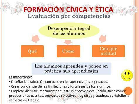 guia de evaluacion de formacion civica y etica de 5 grado la evaluaci 243 n la evaluaci 243 n debe ser un instrumento un