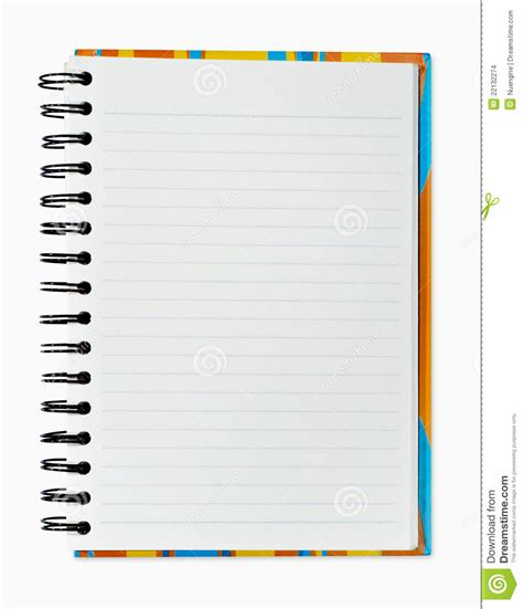turning financial planning right side up books open blank note book one side stock photo image 22132274