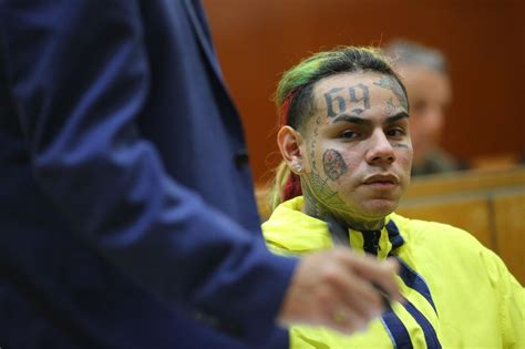 69 rapper lawyer rapper tekashi 6ix9ine should be jailed up to 3 years for