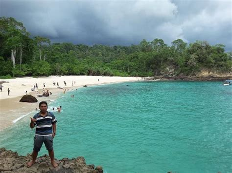 Java East teluk ijo white sand meru betiri national park