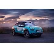 2015 Citroen Cactus M Concept Wallpaper  HD Car Wallpapers