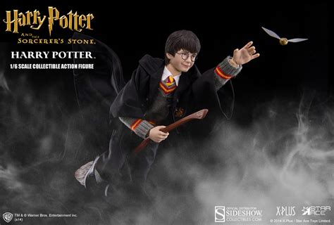 Chasing Hp Character harry potter sixth scale figure