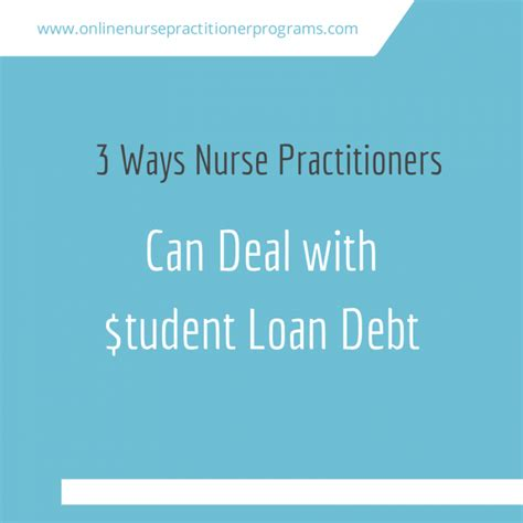Nursing School Debt by Employer Based Loan Repayment Archives