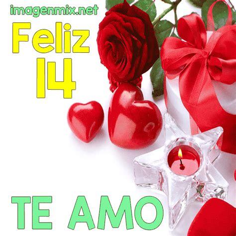 Imagenes De Amor Para El 14 Febrero | feliz 14 de febrero im 225 genes frases san valent 237 n d 237 a del amor