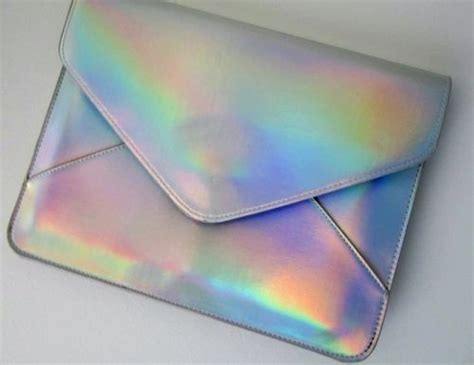 Lettering Hologram Clutch 178 best holographic images on holographic