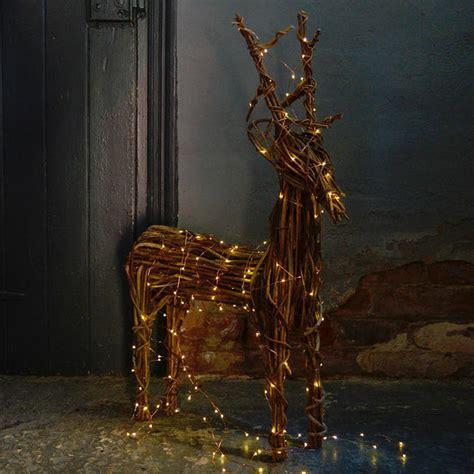 wicker reindeer buy wicker reindeer the worm that turned revitalising