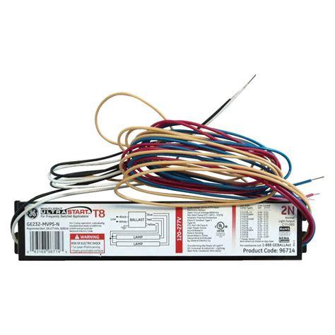 fluorescent light ballast replacement ge432 mvps n wiring diagram mvps panicattacktreatment co