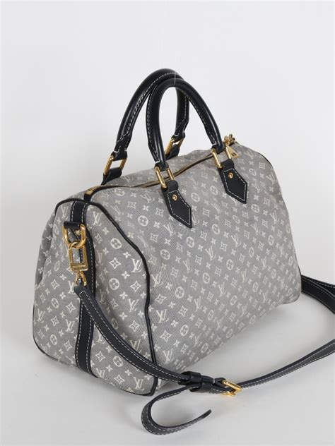 louis vuitton speedy  bandouliere monogram idylle