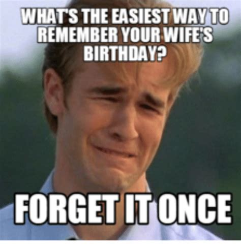 Wife Birthday Meme - 25 best memes about wife birthday wife birthday memes