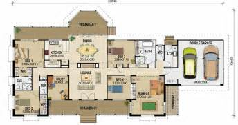 House Blueprints Acreage Designs House Plans Queensland