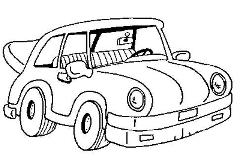 cute car coloring page coloring com