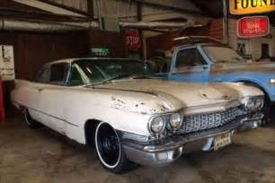 How Much Is A 1960 Cadillac Worth 1960 Cadillac 2 Dr Coupe 6337 Project For Sale
