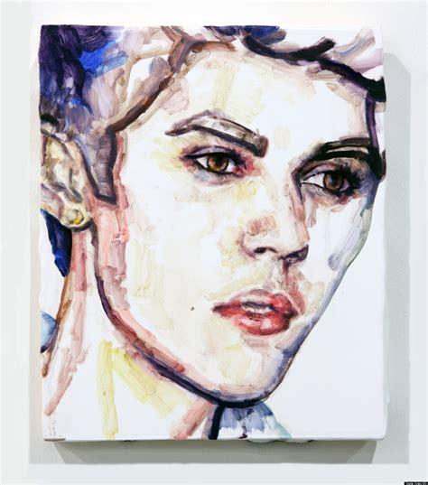 justin bieber painting justin bieber painting elizabeth peyton heats up