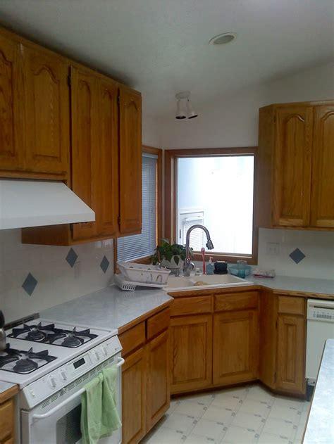 Corner Kitchen Sink Cabinet Designs Kitchentoday