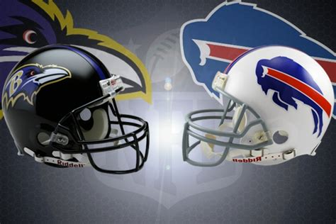 Calendrier Washington Redskins Nfl Week 1 2016 Baltimore Ravens Vs Buffalo Bills