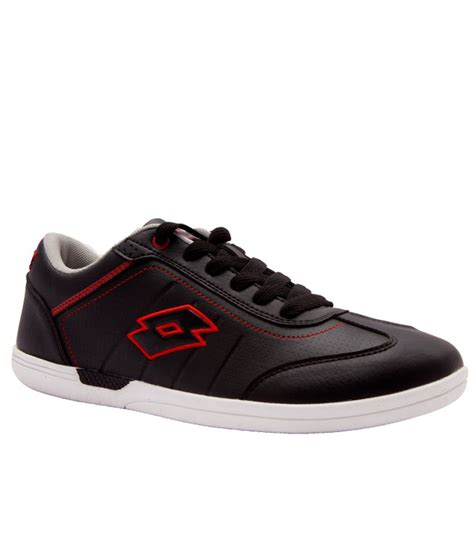 black sport shoes for lotto black sport shoes lotto 73 price in india buy