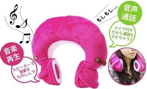Pillow For Headphones by Neck Pillows Cushion Headphones
