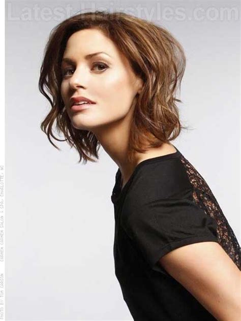 short haircusts for fine sllightly wavy hair hairstyles fine slightly wavy hair how to make fine